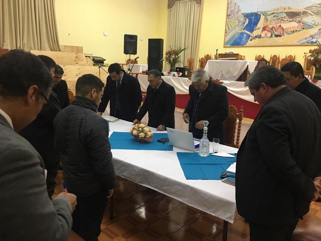 Reunión de Planificación UNIPECH Colbún