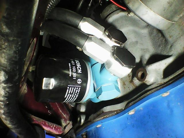Hladnjak ulja, pregrade u karteru i druga resenja za bolje podmazivanje motora 48608180013_244d9ea620_z