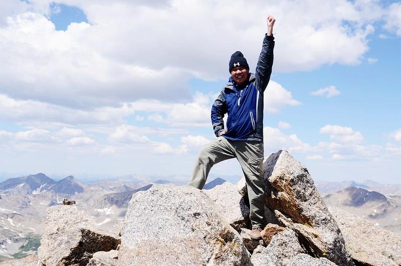 Taken from the summit of Mount Harvard (32)