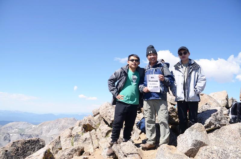 Taken from the summit of Mount Harvard (11)