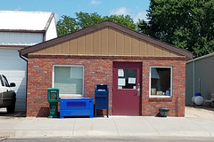 Panama, NE post office