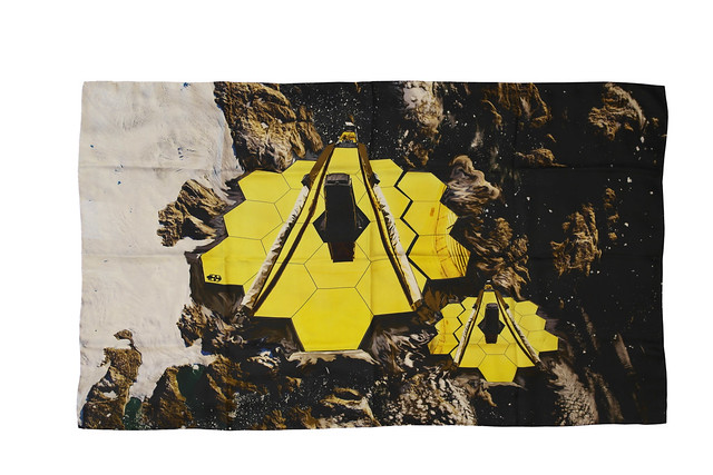 #JWSTArt - by the Frolic Artist Collective