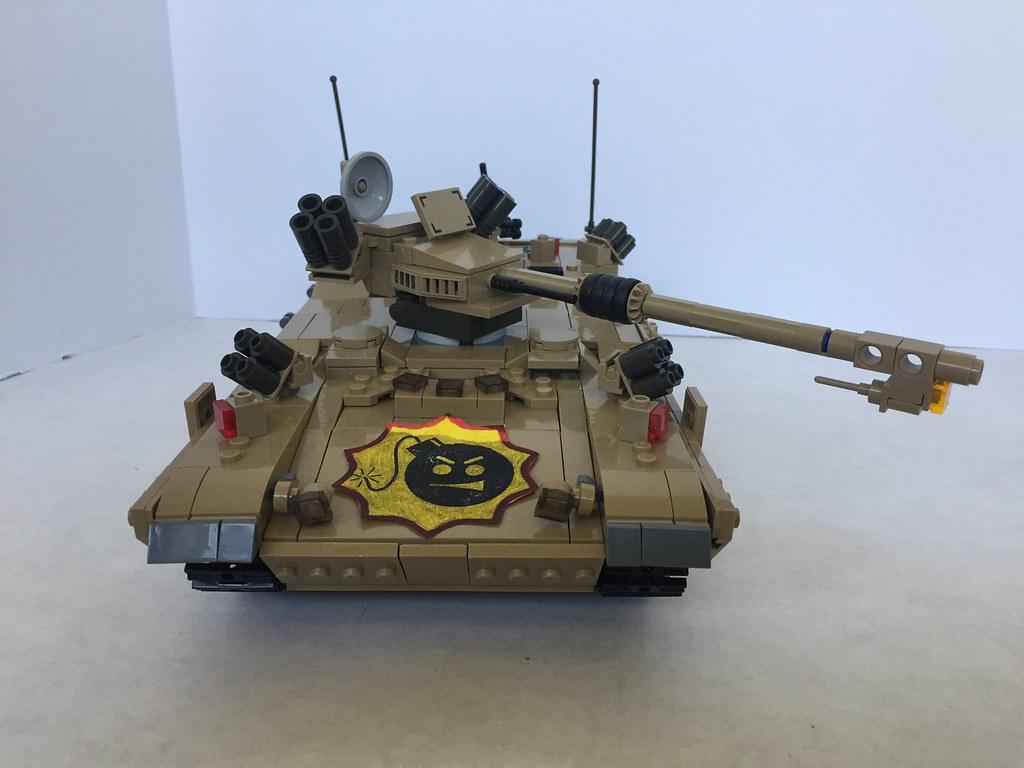 M1A4 SEPV5 Front