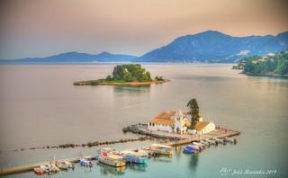 Pontikonisi - Corfu