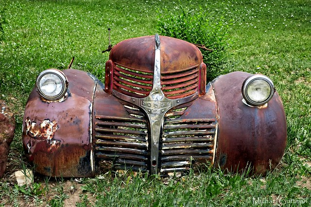 Dodge Pickup Truck Grille, Fenders, Lights, & Hood Ornament