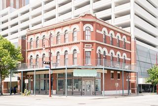 Former Palace Hotel, 1417 Congress, Houston, TX 1908211452