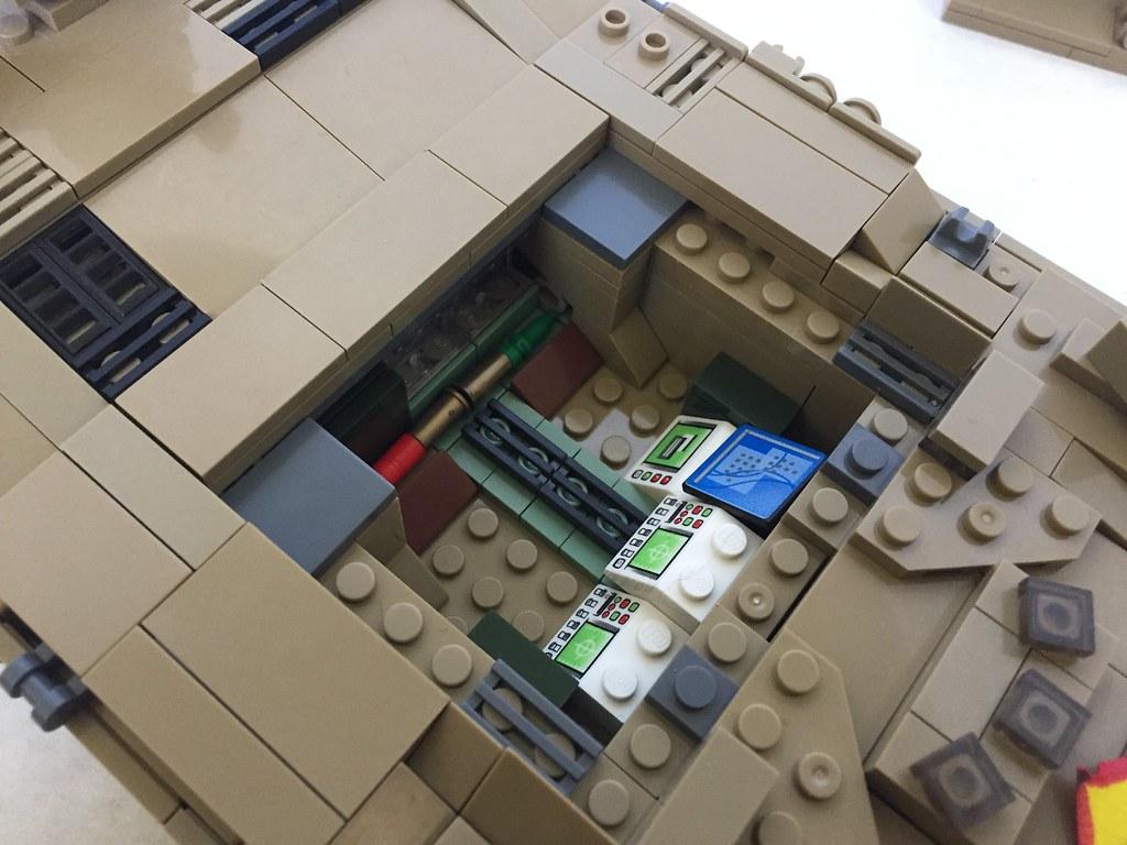 M1A4 SEPV5 Interior