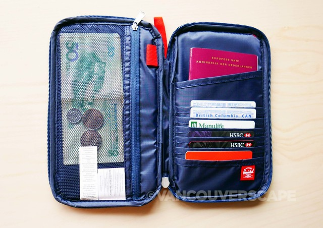 Herschel Supply Travel Wallet-2