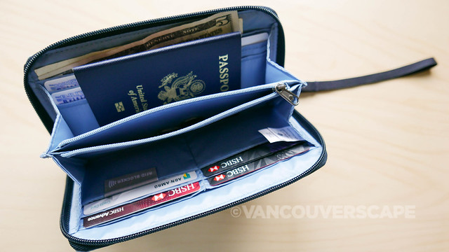 Eagle Creek travel wallet