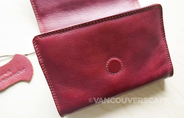Derek Alexander travel clutch