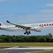 "<p><a href=""https://www.flickr.com/people/tushka154/"">Tushka154</a> posted a photo:</p>  <p><a href=""https://www.flickr.com/photos/tushka154/48608570383/"" title=""A7-AEA | Qatar Airways | Airbus A330-302 | BUD/LHBP""><img src=""https://live.staticflickr.com/65535/48608570383_90d164744f_m.jpg"" width=""240"" height=""160"" alt=""A7-AEA | Qatar Airways | Airbus A330-302 | BUD/LHBP"" /></a></p>  <p>QR199 Landing RWY 13R from Doha (DOH)</p>"