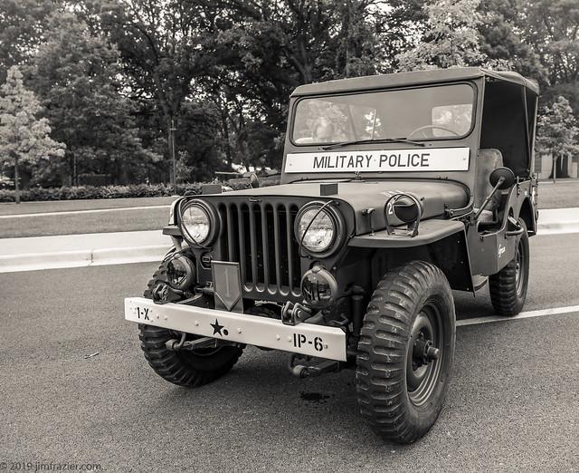 M38 1/4-ton 4×4 Truck – 'Grace'