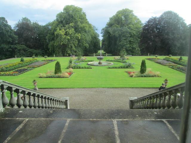 Haddo House garden, Aberdeenshire, Scotland