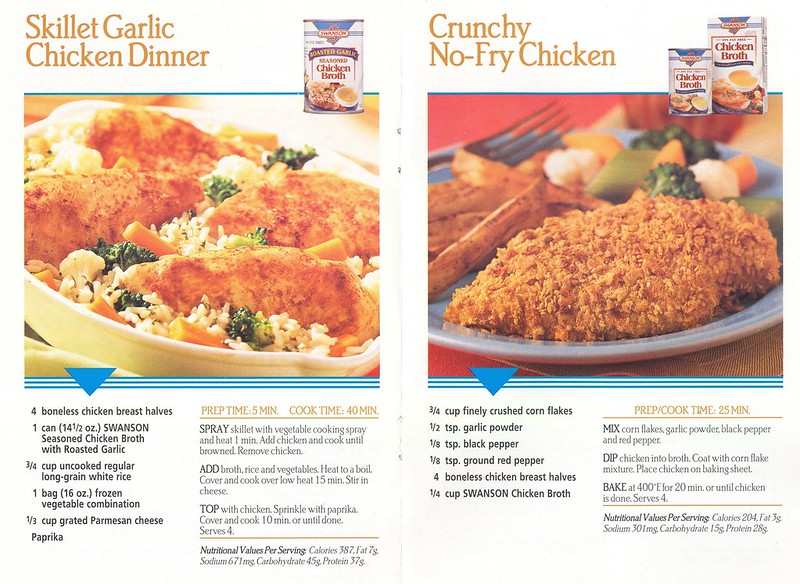 Swanson Simply Delicious 1999