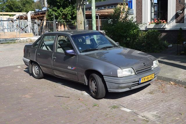 Opel Kadett Life 1.6 Automatic 1990