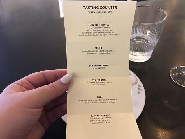 The Tasting Counter