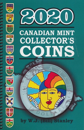 2020_Stanley Canadian Mint Coins cover