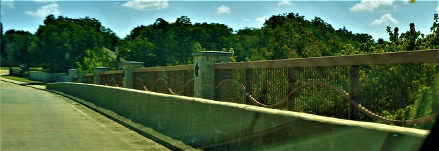 FENCE FRIDAY-----TEXAS STATE HIGHWAYS