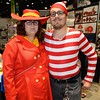 The 1990's most wanted were found at Silicon Valley Comic-Con on Saturday! More pics from SVCC at flic.kr/s/aHsmGiBKAX #svcc #svcc2019 #cosplay #carmensandiego #carmensandiegocosplay #whereswaldo #whereswaldocosplay #waldo