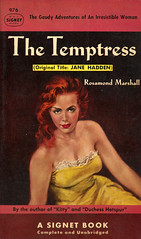 Signet Books 976 - Rosamond Marshall - The Temptress