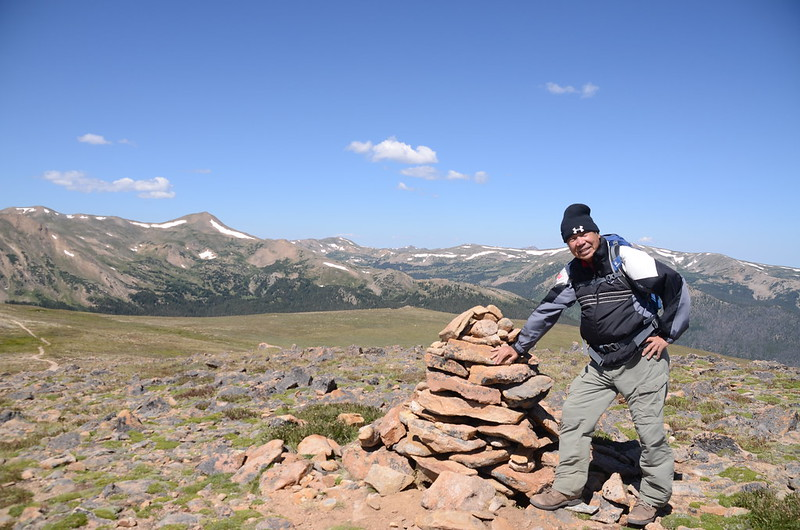 Taken from Continental Divide Trail near 12,331 ft (11)