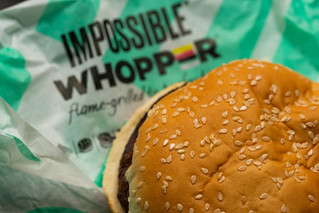 Burger King Impossible Whopper | by Tony Webster