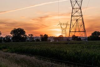234 / 365 ND sunset