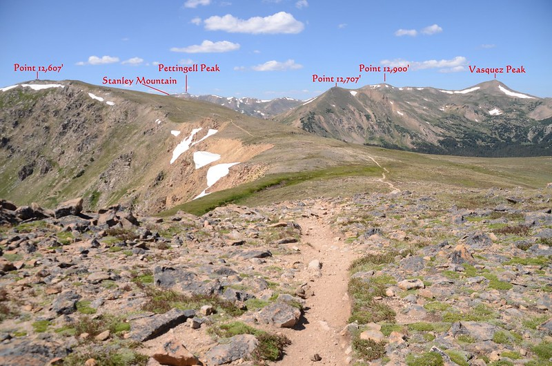 Taken from Continental Divide Trail near 12,331 ft (15)