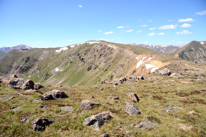 Taken from Continental Divide Trail near 12,331 ft (7)