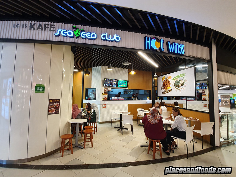 taste of paradigm mall seaweed club
