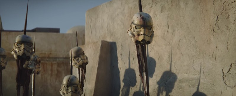 Star Wars The Mandalorian - Skull Troopers