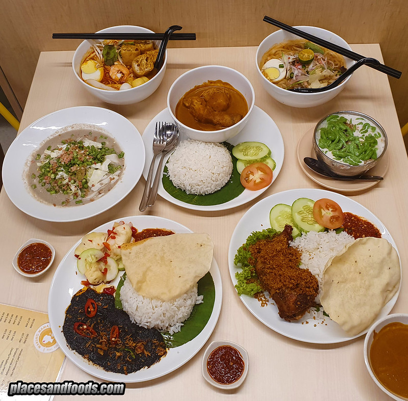 taste of paradigm mall warung mamak food
