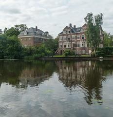 In the Park in Amsterdam.