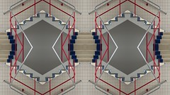 "Impossible stairs / ""Klimmen en Dalen"""