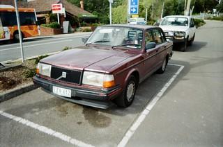 1992 Volvo 340 (photo 2)