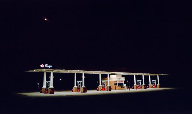 Highway 20, near Interstate 75
