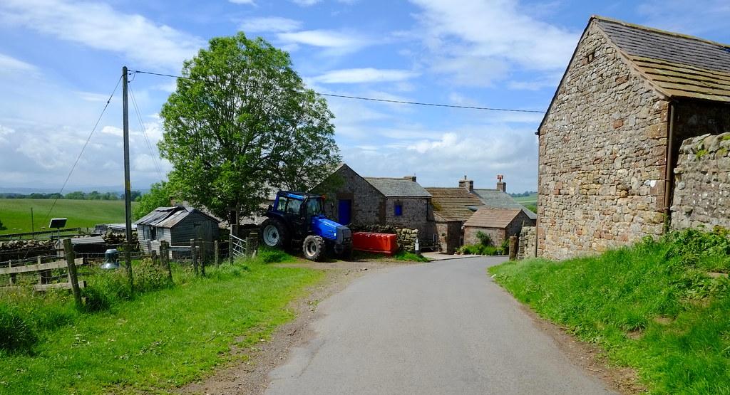 Rural Cumbrian Hamlet