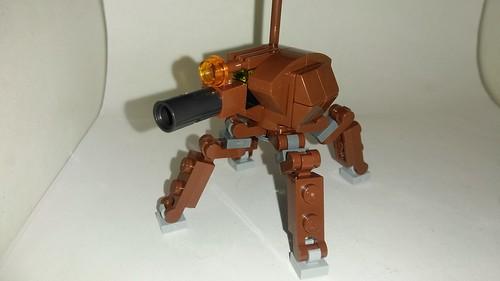 Kyutai X-45 Sniper