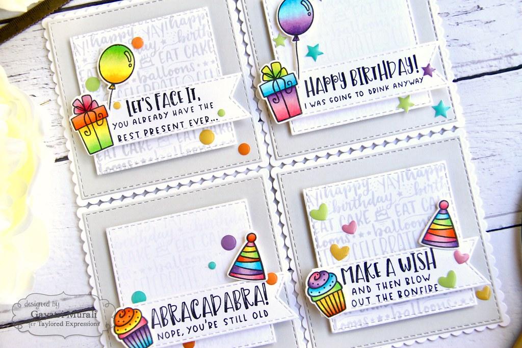 Card Set closeup