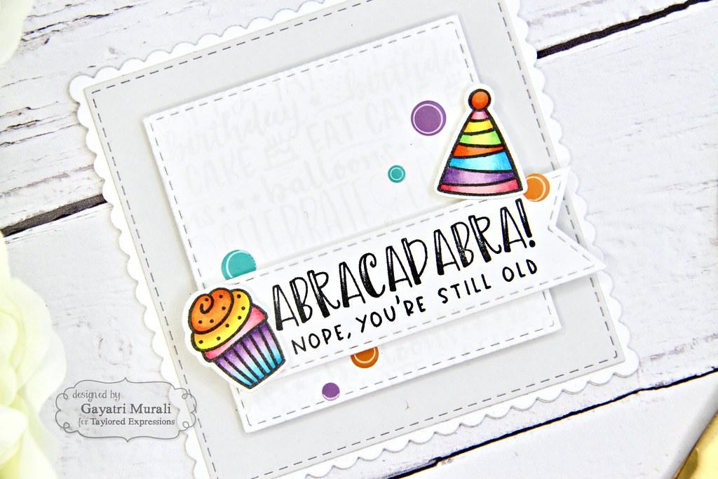 Card Set #4 closeup