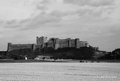 Bamburgh Castle, Northumbria, England