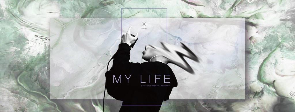 """台灣新金屬樂團 XIII Goat 拾參羊 新曲發布 """"我的生活 My Life"""" 1"""