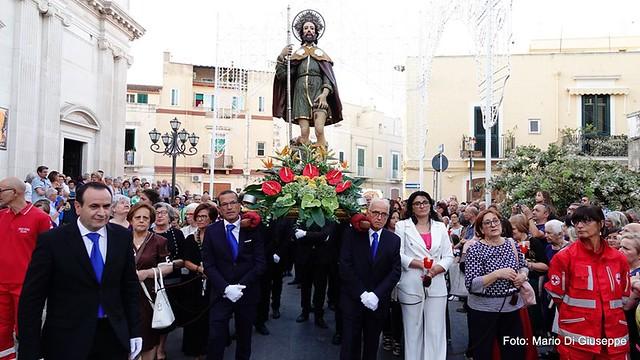 Gioia del Colle: Festa di San Rocco 2019