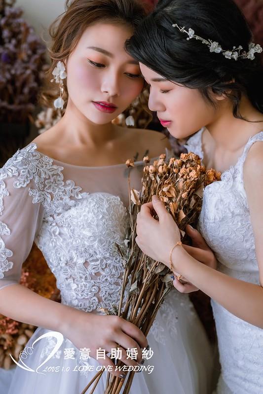 高雄拍閨蜜婚紗推薦26