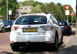 2012 Subaru Impreza XV 2.0 AWD