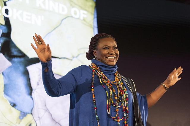 Unbound with Edinburgh Gin: Outriders Africa, Donna Obaseki-Ogunnaike