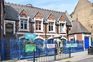 Christ Church Primary School, Brick Lane, London - 21 Aug 2019