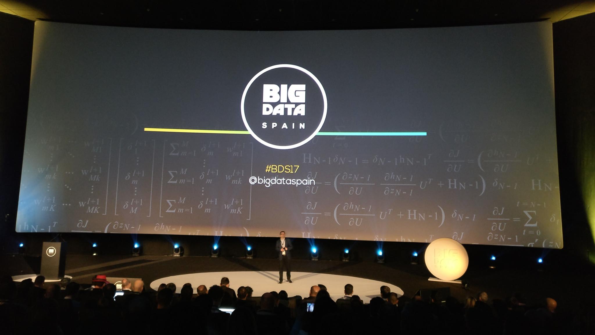 Big Data Spain 2017