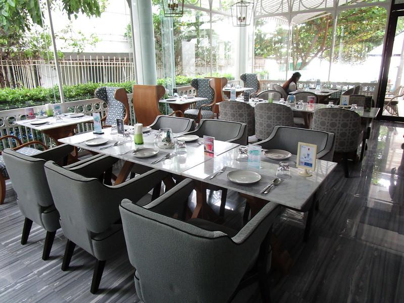 Beachfront restaurant Pattaya
