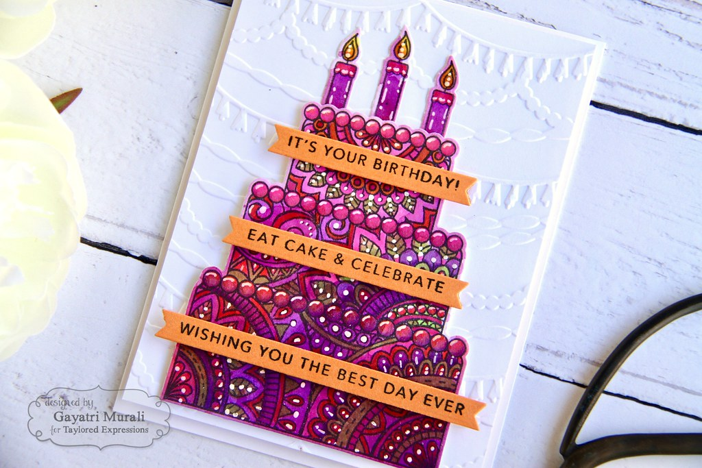 _Birthday cake card closeup1